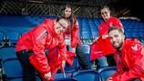 Волонтеры сыграют важную роль в проведении ЕВРО-2020