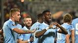 Alla Lazio non è bastato il gol di Bastos alla prima giornata