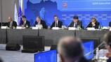 Встреча исполкома УЕФА в Любляне
