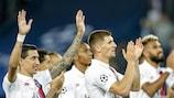 Paris a étrillé le Real lors de la première journée (3-0).