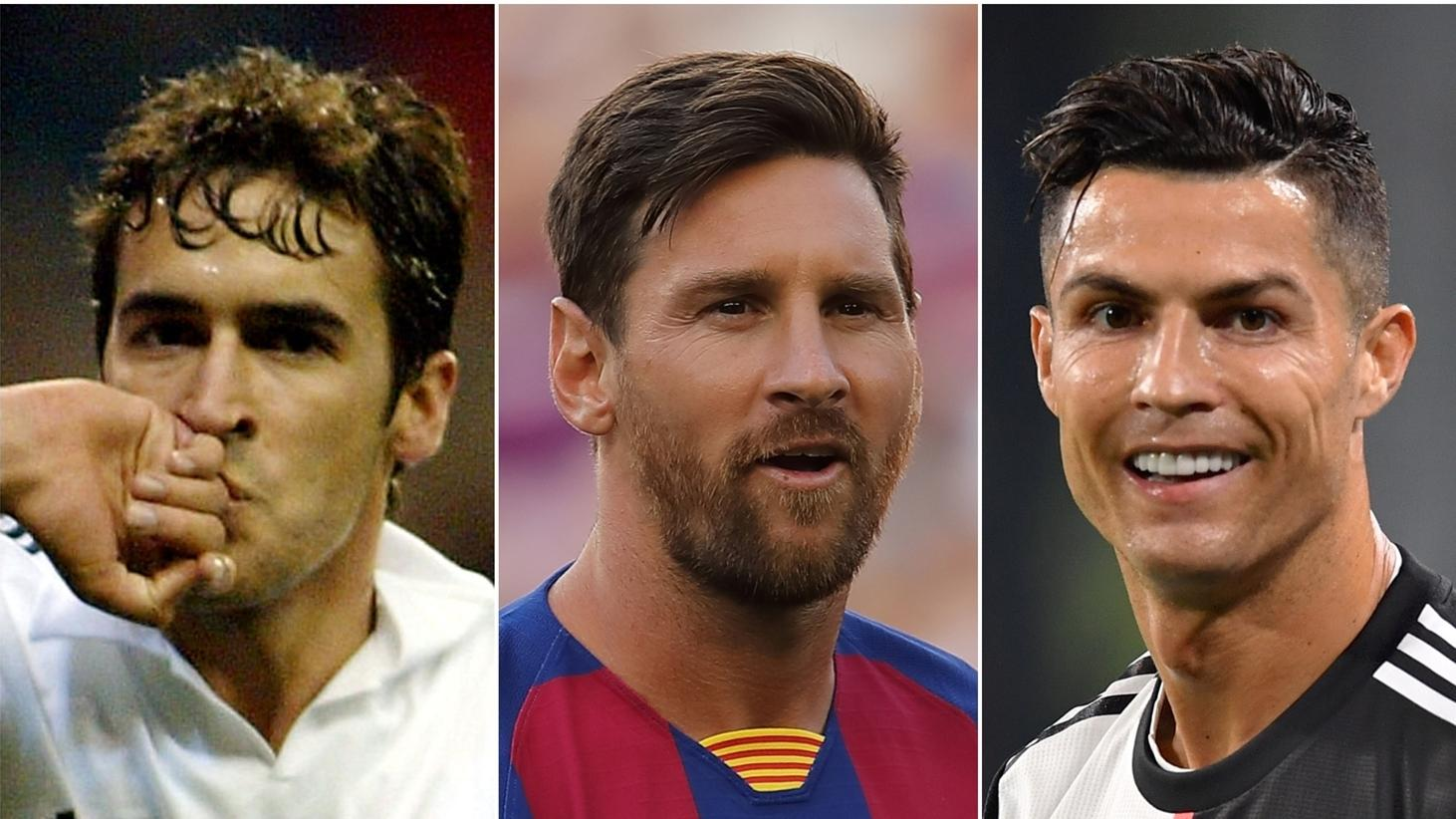 Who are the all-time group stage top scorers?