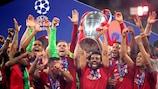 Over 1 billion social media interactions record at UEFA Champions League final