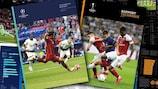 Le relazioni tecniche della UEFA sono disponibili in inglese, francese e tedesco