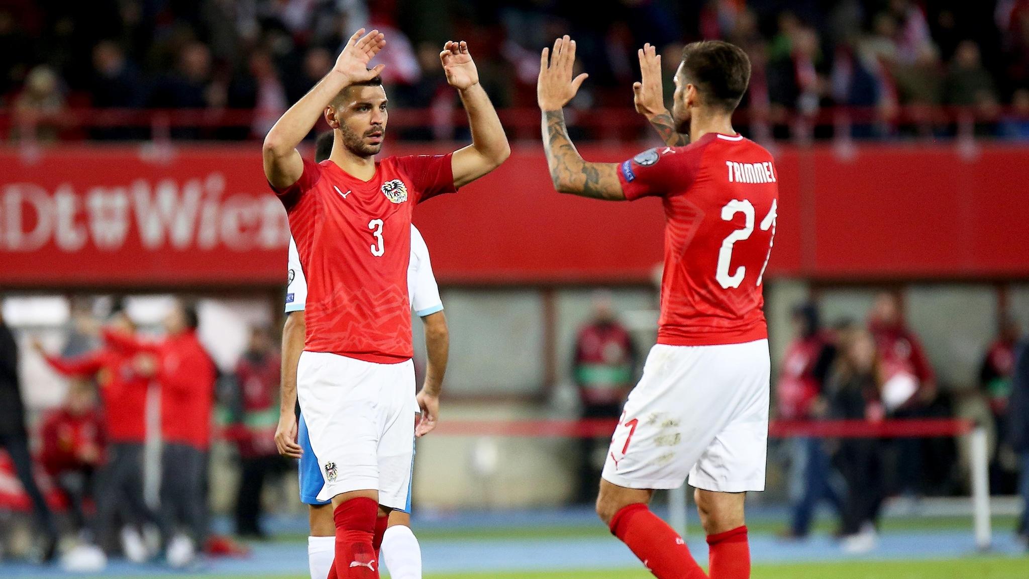Highlights: Austria 3-1 Israel   UEFA EURO 2020   UEFA.com