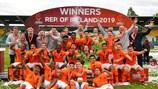 A Holanda venceu o título em 2019