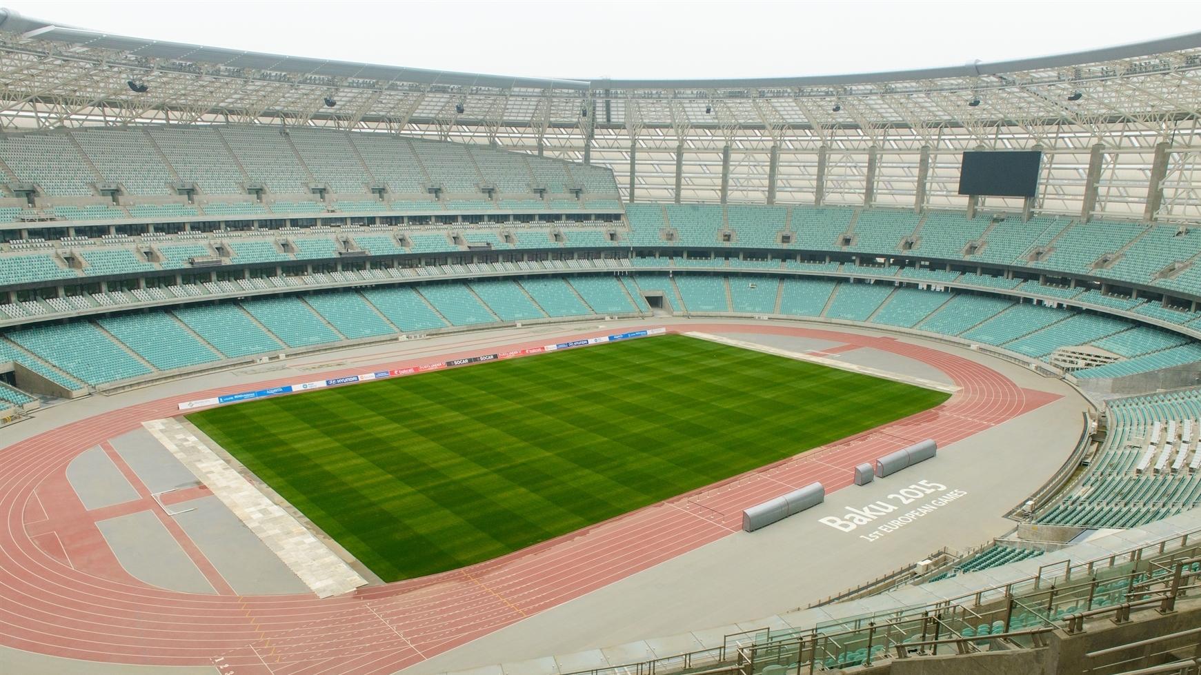 Guide de l'évènement   Bakou   Informations de base   UEFA ...