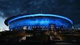 São Petersburgo vai ser palco de três jogos do Grupo B e uma partida dos quartos-de-final