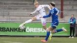Anja Mittag, ahora en el Paris, necesita cuatro goles para convertirse en la primera jugadora en llegar a los 50