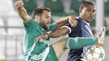 Ludogorets y el Dínamo de Zagreb empataron en el partido de ida disputado en Bulgaria
