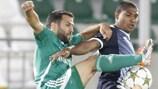 Le Ludogorets et le Dinamo Zagreb, dans le Groupe B, se sont rencontrés en UEFA Champions League la saison dernière