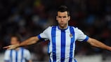 La Real necesitará de los goles de Imanol Agirretxe ante el Aberdeen