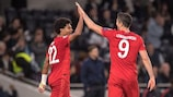 Serge Gnabry and Robert Lewandowski racked up the goals for Bayern and points for their Fantasy managers