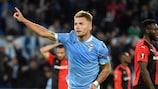 Milinković e Immobile trascinano la Lazio