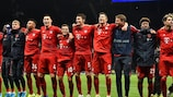 Bayern feierte einen fulminanten Auswärtssieg gegen Tottenham