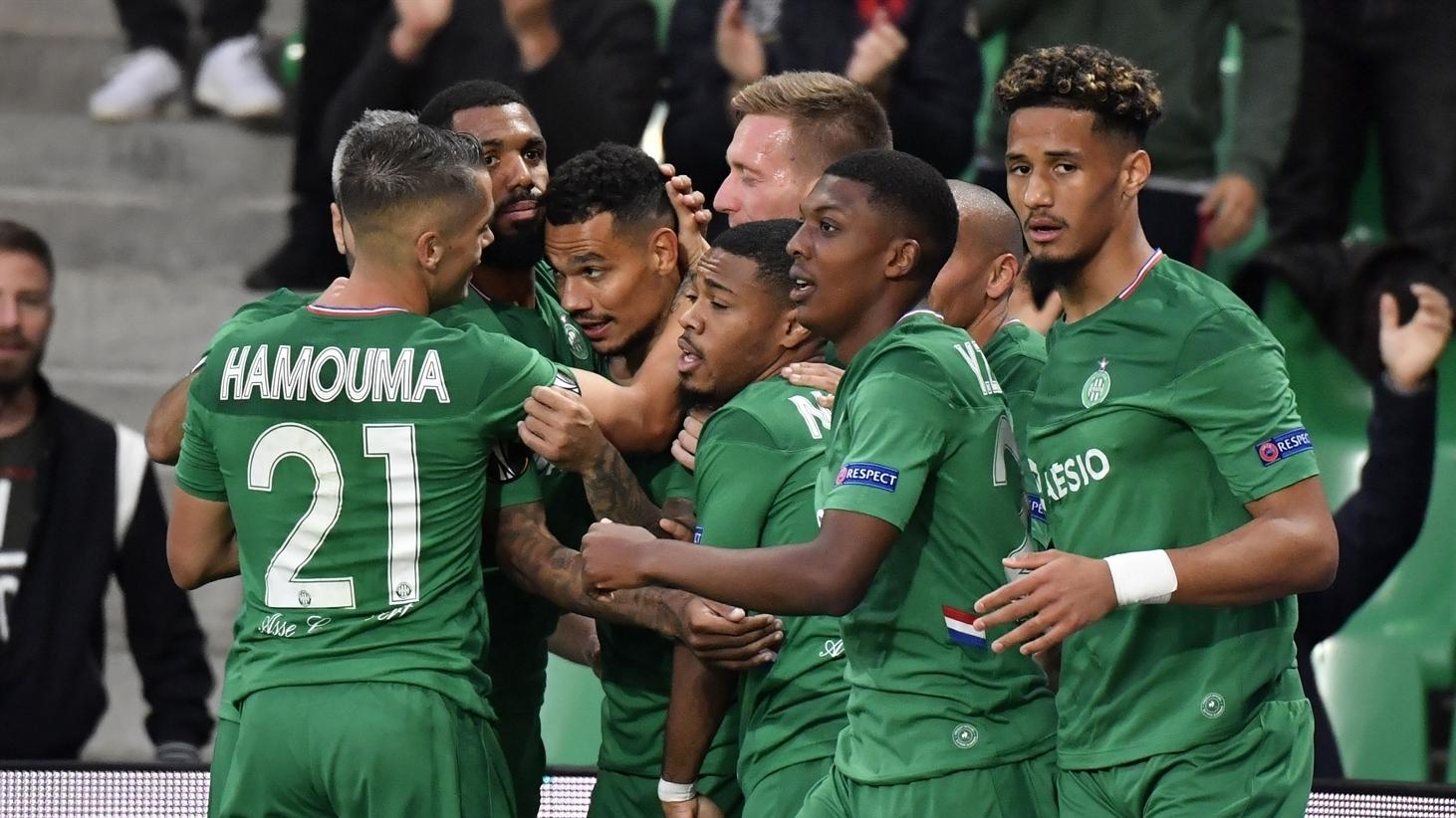 Saint-Etienne have won the cup twelve times Photo credit: AFP/Getty Images