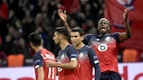 Victor Osimhen's goal was not enough for LOSC last time out