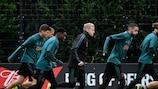 Mögliche Aufstellungen der Champions-League-Spiele