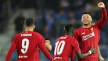 Equipa da Semana do Fantasy Football da Champions League