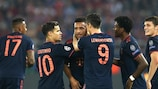 Bayern feierte den dritten Sieg im dritten Gruppenspiel