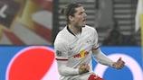 Leipzigs Marcel Sabitzer machte im Hinspiel gegen Zenit ein Traumtor