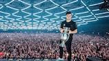 Martin Garrix is the Official UEFA EURO 2020 Music Artist ©Louis van Baar