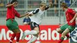 2004 revisitado: Portugal v Alemanha