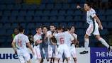 Destaques da final de Sub-19 2019: Portugal 0-2 Espanha