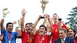 Valero the hero for Spain