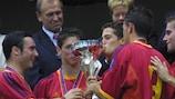 Torres schießt Spanien zum Titel