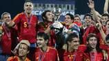 Bueno, clave en el éxito de España