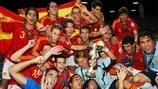 L'Espagne savoure un doublé