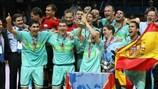 O Interviú recuperou o troféu em Moscovo