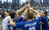 O Castellón revalidou o título em 2002/2003