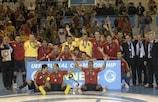 Segundo éxito consecutivo para España