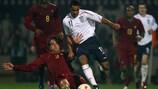 Portugal e Inglaterra vão medir forças em Wembley