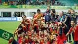 Триумф испанцев в 2012 году