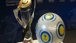 Le trophée de l'EURO M21