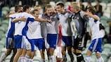 La Finlande a fêté sa qualification pour l'EURO Espoirs de cet été