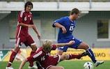 Moldawien holte gegen Lettland drei Punkte
