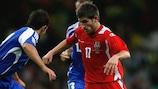 Ched Evans machte beim 4:1-Sieg von Wales gegen Ungarn zwei Tore