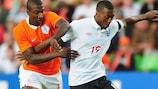 England und die Niederlande trennten sich in einem Freundschaftsspiel vor kurzem mit 0:0