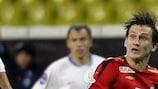 Дмитрий Рыжов открыл счет в матче со сборной Фарерских островов