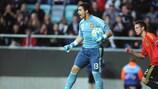 Sergio Asenjo defenderá la portería del sub-21