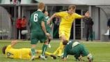 Андрей Ярмоленко ждет от голландцев быстрого и атакующего футбола