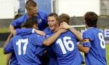 L'Islande, qui affronte l'Écosse, est la sensation du tournoi pour l'instant