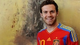 Mata brings World Cup sparkle to Spain U21s