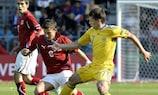 A República Checa e a Ucrânia podem atingir as meias-finais