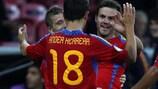 Milla fa i complimenti alla Spagna