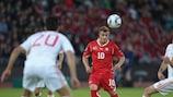 Xherdan Shaqiri trascinatore della Svizzera durante l'intero torneo