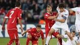 La Squadra All-Star Under 21 del team tecnico UEFA